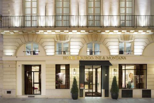 Hôtel Bourgogne & Montana by MH photo 42
