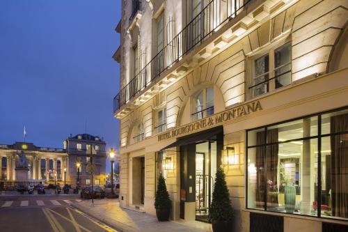 Hôtel Bourgogne & Montana by MH photo 43