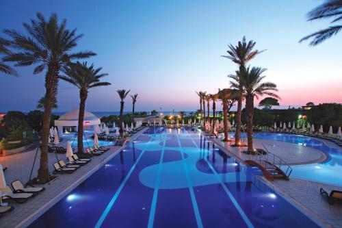 Belek Limak Atlantis Deluxe Hotel tatil