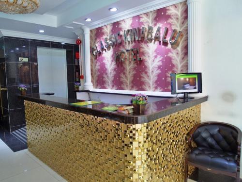 Classic Kinabalu Hotel photo 31