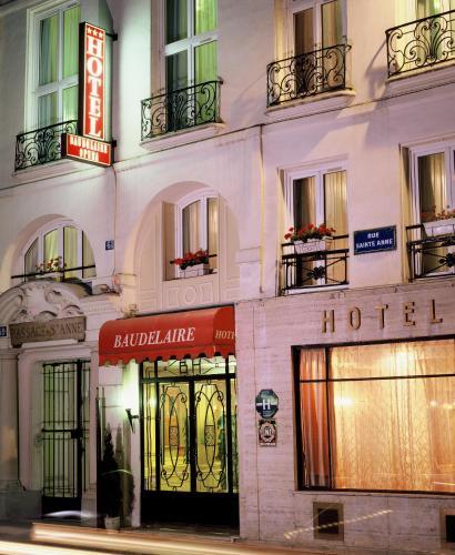 Hôtel Baudelaire Opéra impression