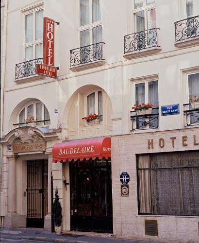 Hôtel Baudelaire Opéra photo 24