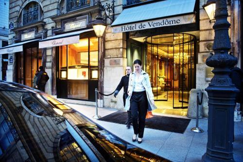 Hôtel De Vendôme photo 21