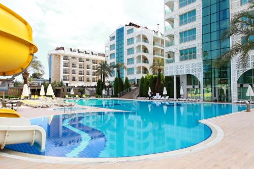 Beldibi Grand Ring Hotel tatil