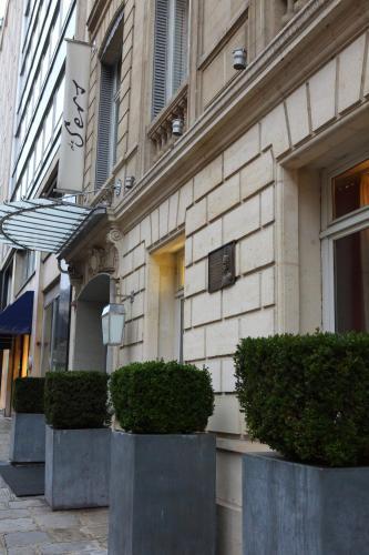 Hôtel De Sers Champs Elysées Paris photo 10