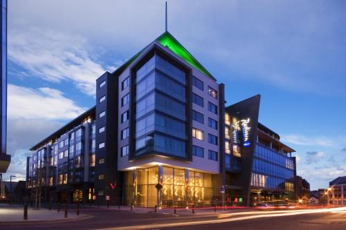 Radisson BLU Royal Hotel Dublin photo 16