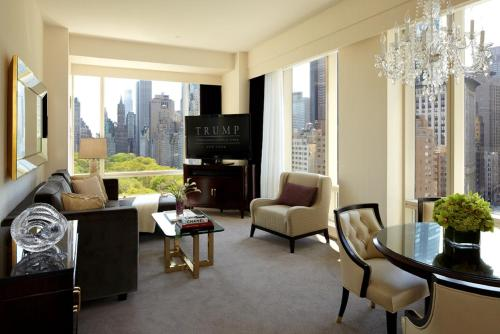One Central Park West, New York, 10023.