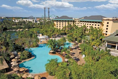 Universal's Loews Royal Pacific Resort photo 4