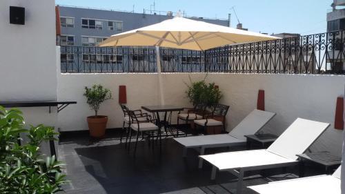 Melia Recoleta Plaza Hotel photo 31