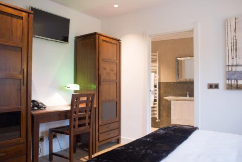 Doppelzimmer Osabarena Hotela 4