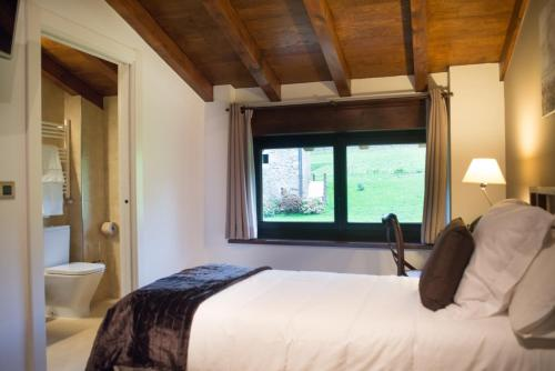 Single Room with Mountain View Osabarena Hotela 4