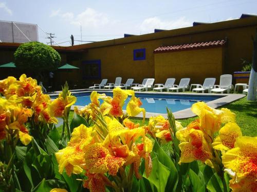 Hotel Hacienda Don Cenobio Photo