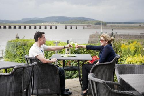 The Promenade, Arnside, LA5 0AA, United Kingdom.