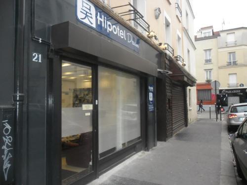 Hipotel Paris Montmartre Gare du Nord photo 1