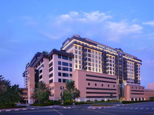 Pullman Dubai Creek City Centre Residences Photo