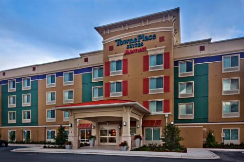 Towneplace Suites By Marriott Fort Walton Beach-eglin Afb - Fort Walton Beach, FL 32547
