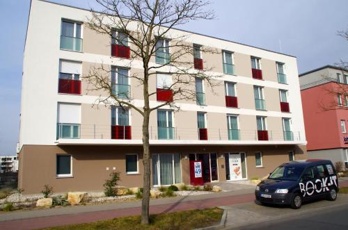 Bild des BOOK-IT Gästehäuser east Apart