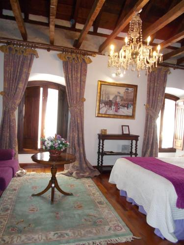 Deluxe Double Room Hotel Boutique Nueve Leyendas 66