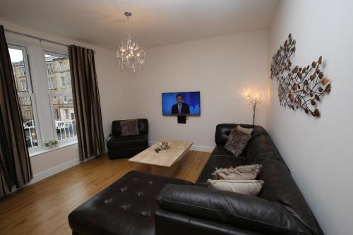 Edinburgh Pearl Apartments Dalry House impression