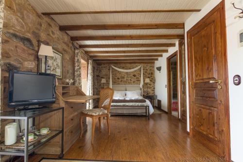 Habitación Doble Superior Hotel Rustico Lugar Do Cotariño 18