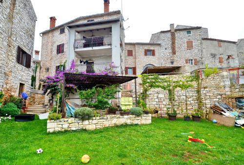 Mon Perin Castrum - Apartment Janko