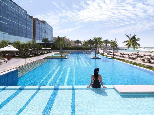 Khor Al Maqta, Abu Dhabi, United Arab Emirates.