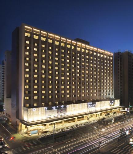 Best Western Premier Seoul Garden Hotel impression