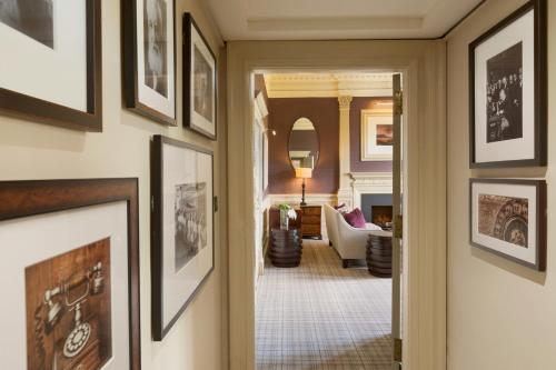 The Caledonian Hotel Edinburgh In United Kingdom