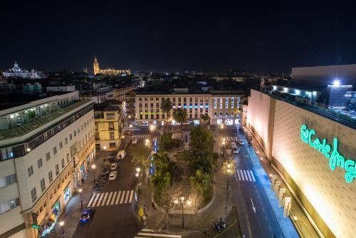 Hotel Derby Sevilla photo 28