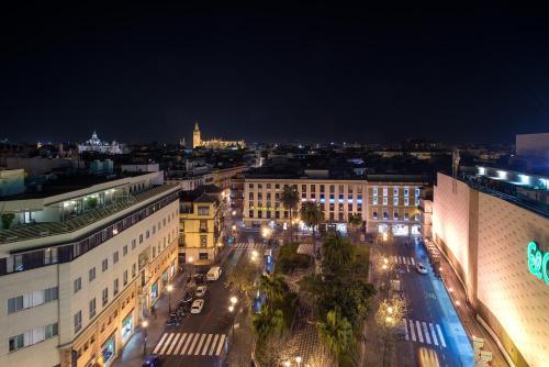 Hotel Derby Sevilla photo 29