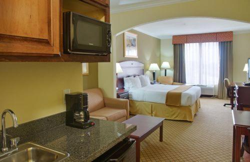 Holiday Inn Express Hotel & Suites Winnie - Winnie, TX 77665