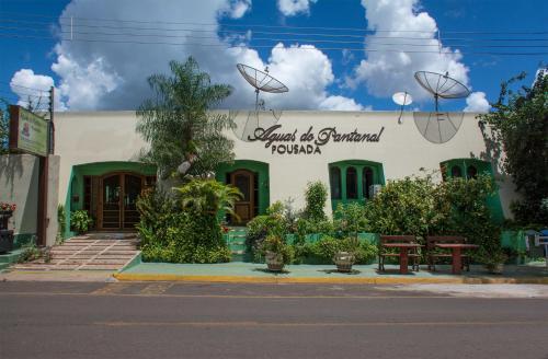 Foto de Águas do Pantanal Inn Pousada