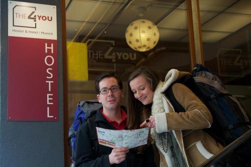 THE 4YOU Hostel & Hotel Munich photo 39