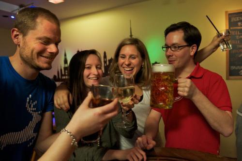 THE 4YOU Hostel & Hotel Munich photo 41