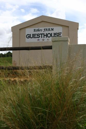 Rohrs Farm Guesthouse Photo