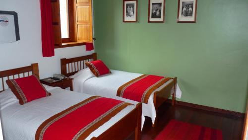 B&B-Hotel Pension Alemana Photo