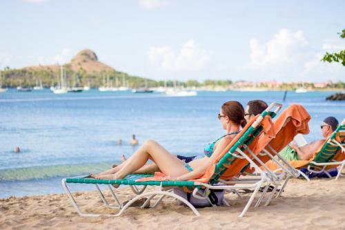 Bay Gardens Beach Resort Hotel Review Gros Islet Saint Lucia Telegraph Travel