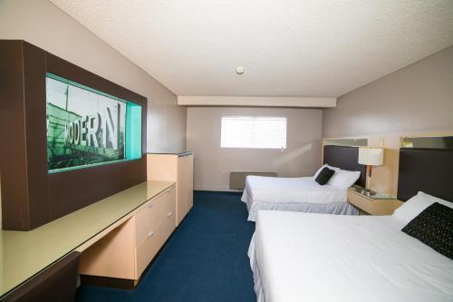 Las Vegas Hostel Photo