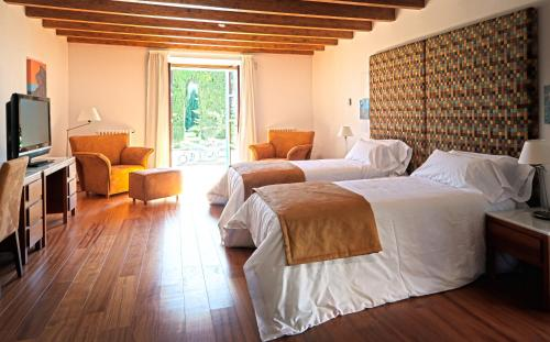 Suite Junior con terraza Sa Cabana Hotel & Spa - Adults Only 2