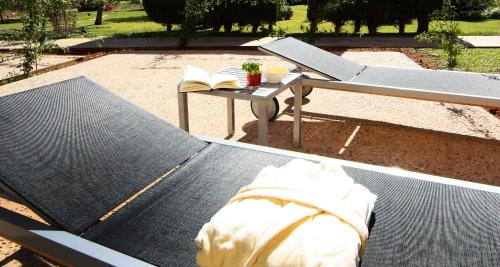 Suite Junior con terraza Sa Cabana Hotel & Spa - Adults Only 4