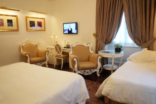 Hotel Majestic Roma – The Leading Hotels of the World photo 17