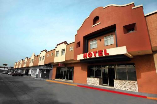 Hotel Astor Tijuana Photo