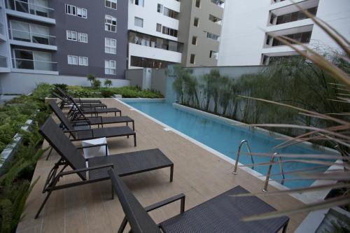 Urbano Apartments Miraflores Pardo Bild 1