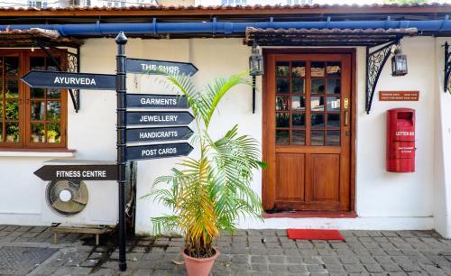 Bellar Road, Near Aspinwall, Fort Kochi, Kochi, Kerala 682001, India.