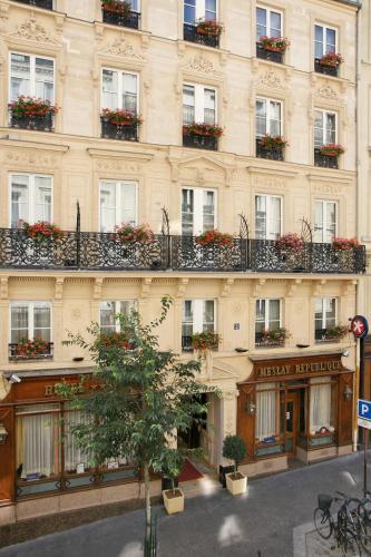 Hotel Meslay Republique photo 9