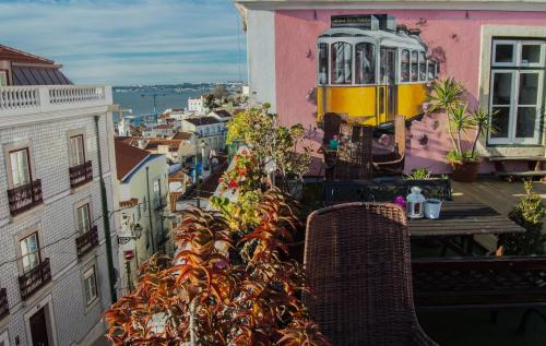 Hotel Alfama Patio Apartments