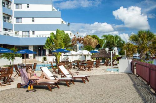 Hotel Villareal São Francisco do Sul Photo