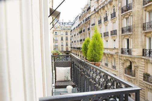 Hotel Residence Foch photo 57