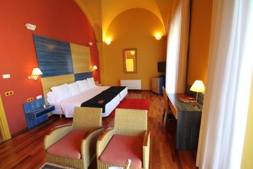 Deluxe Junior Suite Hotel de la Moneda 1