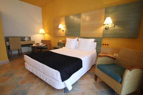 Superior Double Room Hotel de la Moneda 4